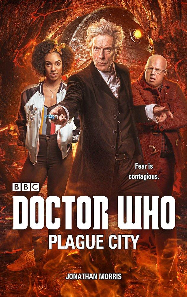 Doctor Who: Plague City (c) BBC Books