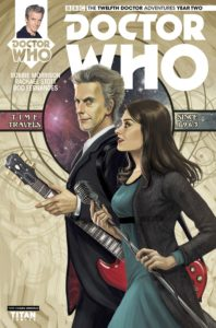 TITAN COMICS - Doctor Who: Twelfth Doctor #2.15 - Cover A: Claudia Ianniciello