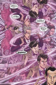 TITAN COMICS - Doctor Who: Twelfth Doctor #2.15 - PREVIEW 2