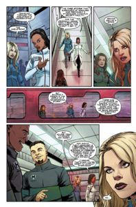 TITAN COMICS - DOCTOR WHO 9TH DOCTOR #11 PREVIEW 3