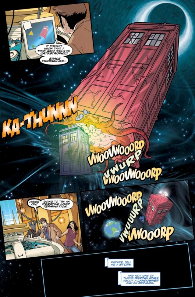 DOCTOR WHO: TENTH DOCTOR #3.3 PREVIEW 2