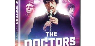 The Doctors: The Pat Troughton Years Multi-region DVD