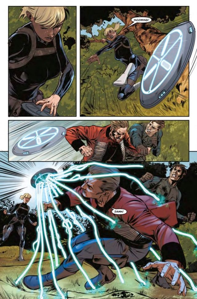 TORCHWOOD: STATION ZERO #2 - PREVIEW 5