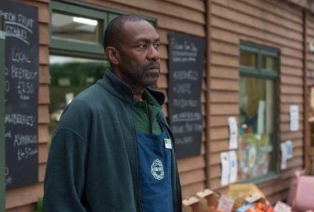Ed Burnett (Sir Lenny Henry) - Broadchurch Series 3 (c) ITV