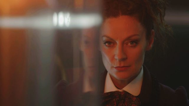 Doctor Who S10 - Picture Shows: Missy (MICHELLE GOMEZ) - (C) BBC - Photographer: screen grabs