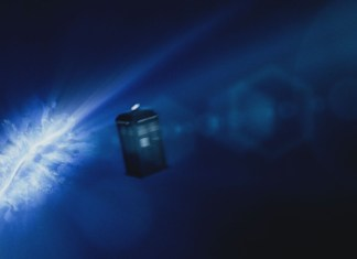 Doctor Who S10 - Picture Shows: The TARDIS - (C) BBC - Photographer: screen grabs