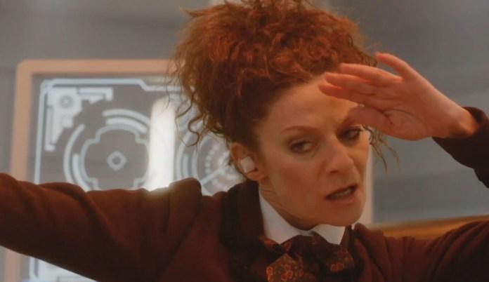 Doctor Who Series 10 - Missy (Michelle Gomez) (c) BBC