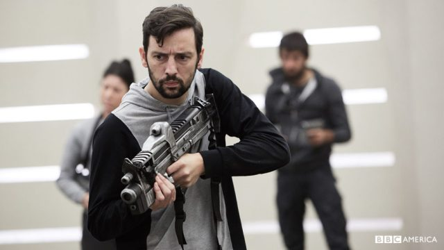 Doctor Who S10 E02 - Smile - Steadfast (RALF LITTLE) © BBC