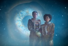 Doctor Who S10 - TX: 29/04/2017 - Episode: Thin Ice (No. 3) - Picture Shows: The Doctor (PETER CAPALDI), Bill (PEARL MACKIE) - (C) BBC