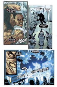 TITAN COMICS - DOCTOR WHO: NINTH DOCTOR #12 PREVIEW