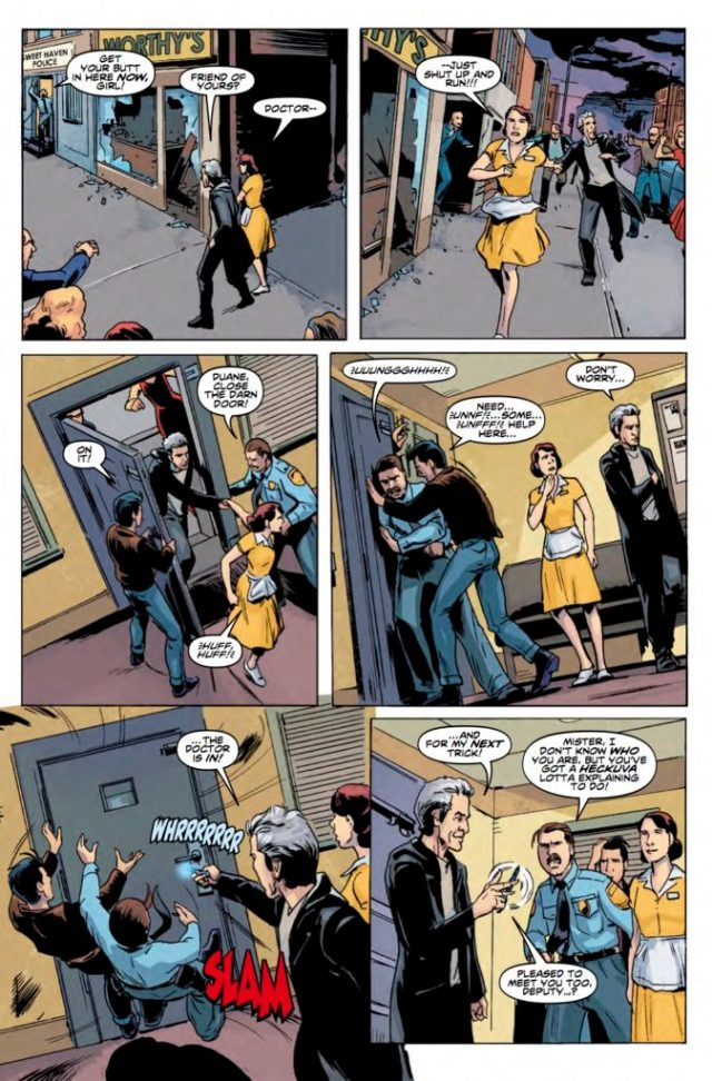 DOCTOR WHO: TWELFTH DOCTOR YEAR 3 #2