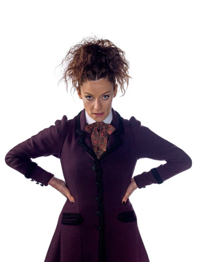 Doctor Who - Extremis - Missy (MICHELLE GOMEZ) - (C) BBC/BBC Worldwide - Photographer: Simon Ridgway