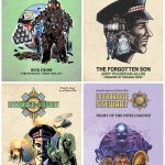 Lethbridge-Stewart Intelligence Bundle © Candy Jar Books