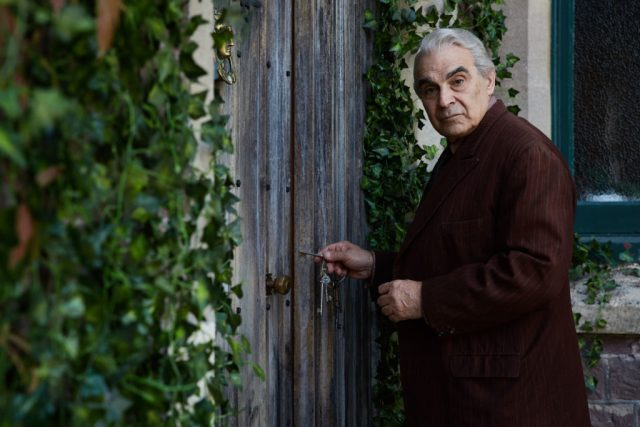 Doctor Who - Knock Knock - The Landlord (DAVID SUCHET) - (C) BBC/BBC Worldwide - Photographer: Simon Ridgway