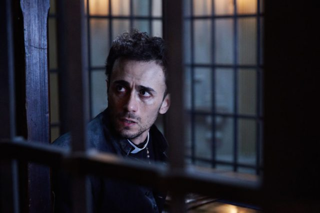 Doctor Who S10 Episode: Extremis (No. 6) - Picture Shows: Piero (FRANCESCO MARTINO) - (C) BBC/BBC Worldwide - Photographer: Simon Ridgway