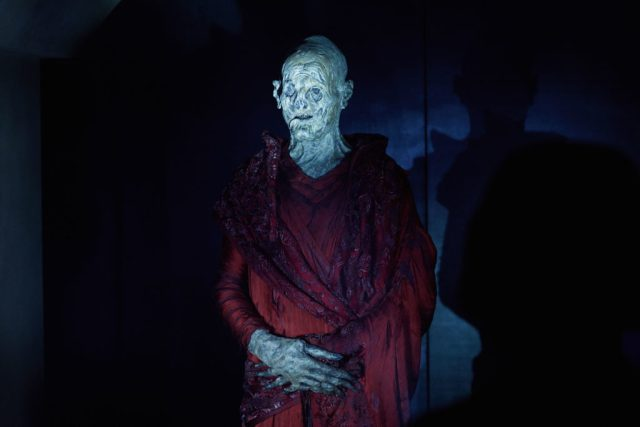 Doctor Who - The Pyramid At The end Of The World (No. 7) -Monk - (C) BBC/BBC Worldwide - Photographer: Simon Ridgway
