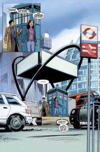 TITAN COMICS - TENTH DOCTOR YEAR THREE #5
