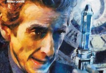 TITAN COMICS - TWELFTH DOCTOR YEAR THREE #3 - COVER D: MARK WHEATLEY