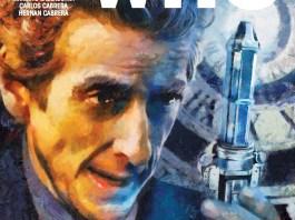 TITAN COMICS - TWELFTH DOCTOR YEAR THREE #3 - COVER D: MARK WHEATLEY
