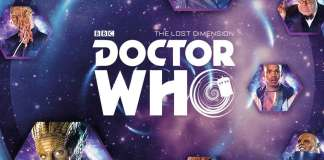 TITAN COMICS DOCTOR WHO LOST DIMENSION SPECIAL #1 Cover B: Will Brooks