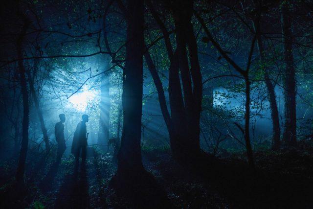Doctor Who S10 - The Eaters of Light (No. 10) - Vitus (SAM ADEWUNMI), Bill (PEARL MACKIE) - (C) BBC/BBC Worldwide - Photographer: Simon Ridgway