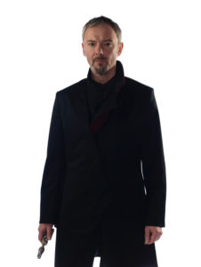 Doctor Who World Enough and Time - The Master (JOHN SIMM) - (C) BBC/BBC Worldwide - Photographer: Simon Ridgway