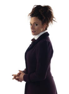 Doctor Who World Enough and Time - Missy (MICHELLE GOMEZ) - (C) BBC/BBC Worldwide - Photographer: Simon Ridgway