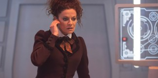 Doctor Who S10 – World Enough and Time –Missy (MICHELLE GOMEZ) - (C) BBC/BBC Worldwide - Photographer: Simon Ridgway