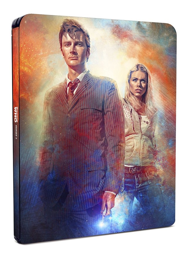 Doctor Who Series 2 Steelbook Box