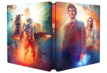 Doctor Who Series 2 Steelbook Outside