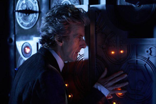 Doctor Who S10 - Empress of Mars (No. 9) - The Doctor (PETER CAPALDI) - (C) BBC/BBC Worldwide - Photographer: Simon Ridgway