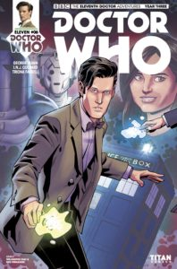 TITAN COMICS - DOCTOR WHO: ELEVENTH DOCTOR YEAR 3 #6 Cover A: Wellington Diaz