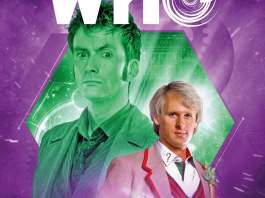 TITAN COMICS TENTH DOCTOR #3.9 - Cover B: Will Brooks