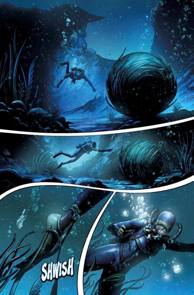 TITAN COMICS - DOCTOR WHO: TWELFTH DOCTOR YEAR 3 #4