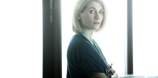 Trust Me - TX: n/a - Episode: Trust Me - Generics (No. n/a) - Picture Shows: Ally (JODIE WHITTAKER) - (C) Red Productions - Photographer: Mark Mainz