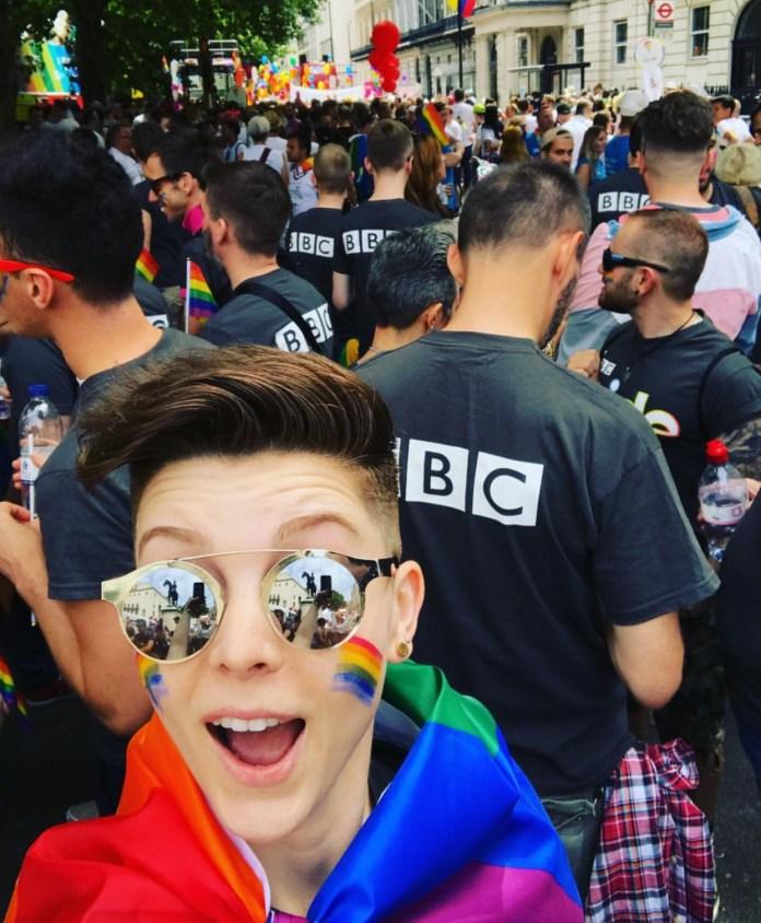 London Pride 2017 © Christel Dee