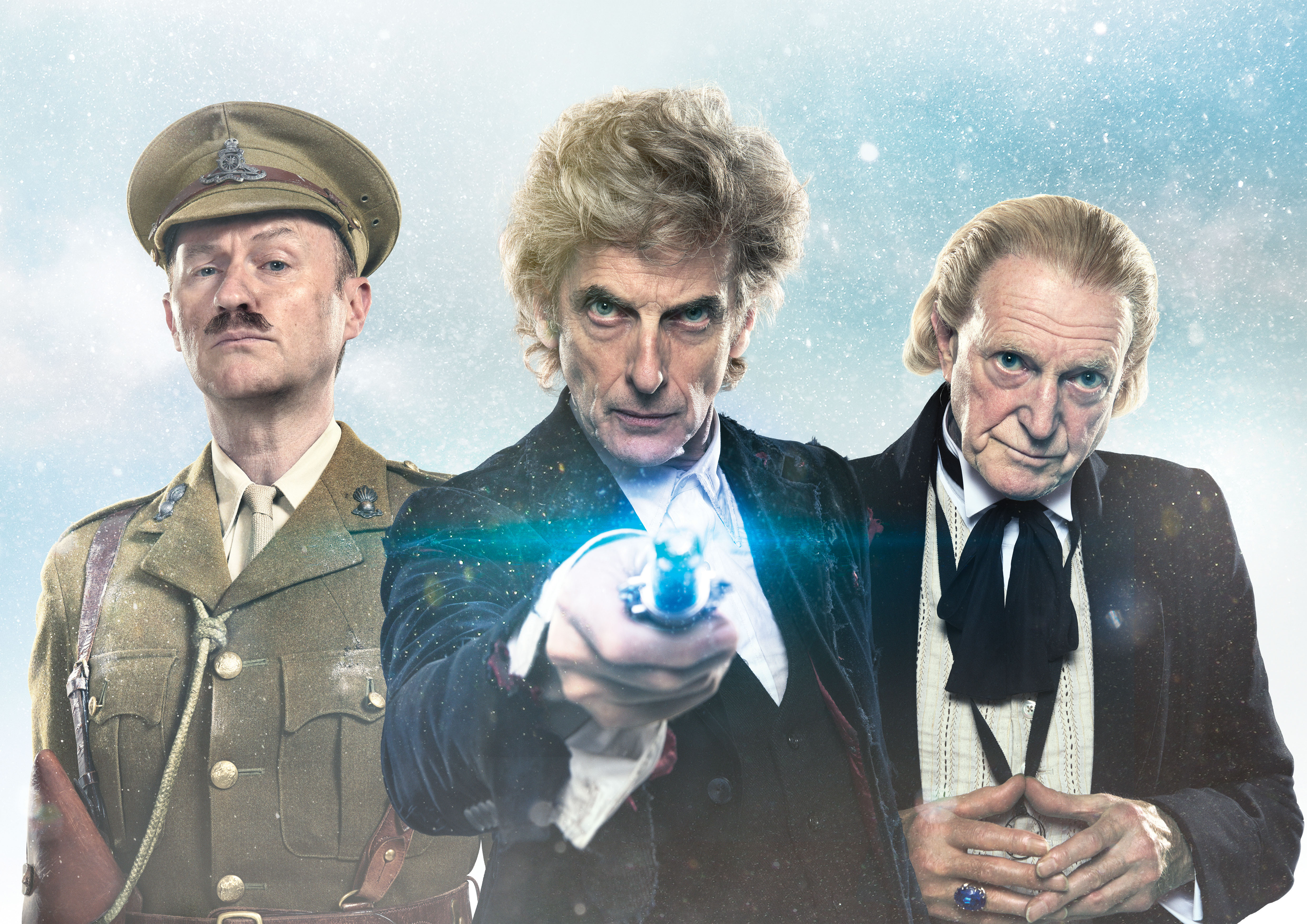 """Doctor Who Christmas special: """"Twice upon a time"""", Zone 6"""
