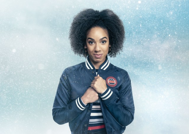 Doctor Who - Twice upon a Time - Christmas Special 2017 - Bill (PEARL MACKIE) - (C) BBC/BBC Worldwide - Photographer: Ray Burmiston