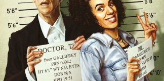 TITAN COMICS - DOCTOR WHO 12TH YEAR THREE #5 - COVER A​:​ ​CLAUDIA ​IANNICELLO
