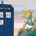 TARDIS & Pigs Might Fly's Lily TARDIS & Pigs Might Fly's Lily