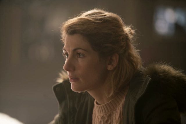 Trust Me - Ep1 - Picture Shows: Ally (JODIE WHITTAKER) - (C) Red Productions - Photographer: Mark Mainz