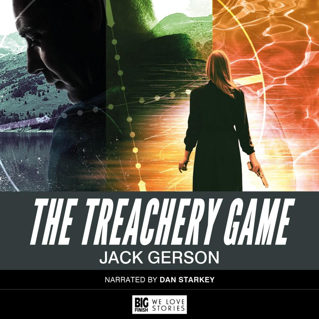 JACK GERSON - THE TREACHERY GAME
