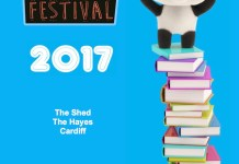 Candy Jar Book Festival Leaflet