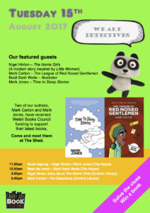 Candy Jar Book Festival