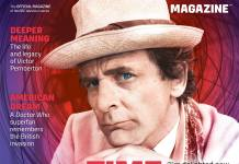 Doctor Who Magazine 517