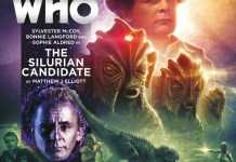 The Silurian Candidate by Matthew J Elliot