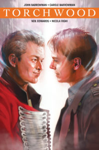 Torchwood The Culling #1 Cover A