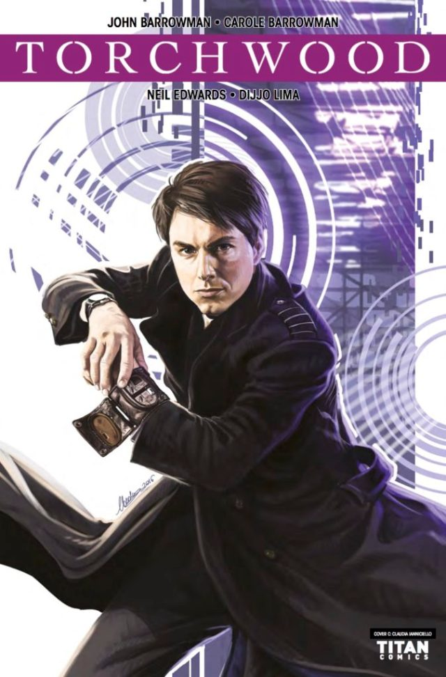 TITAN COMICS - TORCHWOOD #1 The Culling Part 1 (of 4)