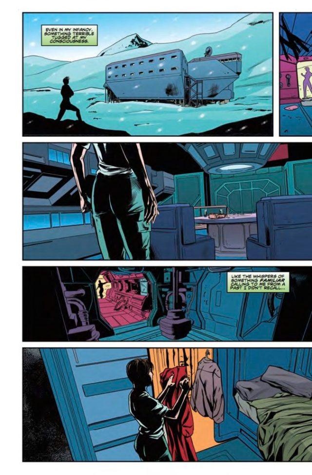 TITAN COMICS - TORCHWOOD #1 The Culling Part 1 (of 4)