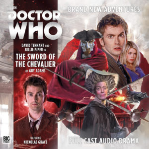 BIG FINISH - THE SWORD OF THE CHEVALIER